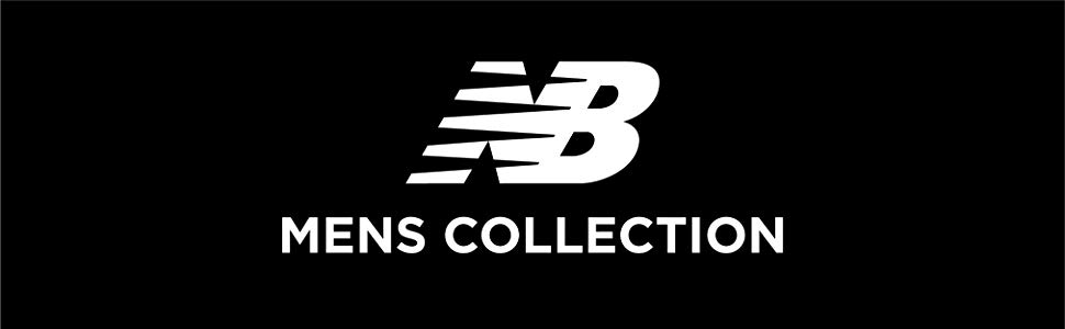 mens collection apparel active performance activewear clothes clothing sports sportswear new balance