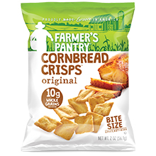 Farmer's Pantry Original Cornbread Crisps