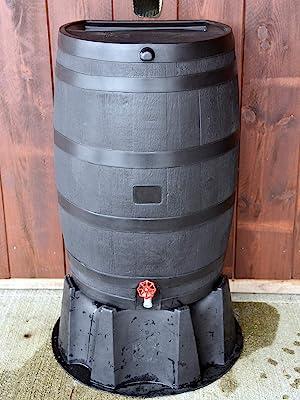 eco rain barrel