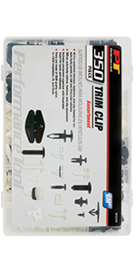 ... Trim Clip; fasteners; bumper; clips; GM; Ford; Chrysler; Black ...