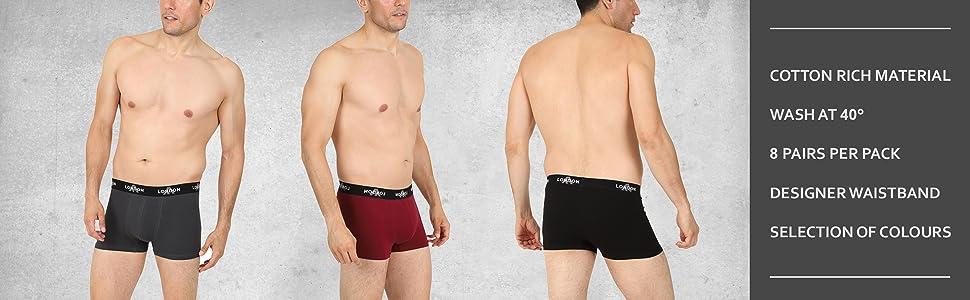 multipack boxers