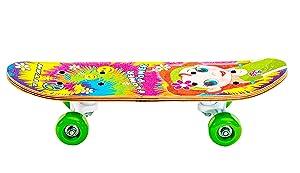 Amazon titan flower power princess complete skateboard for girls skateboard girl skate girl skates skates for girls skateboards for girls voltagebd Image collections