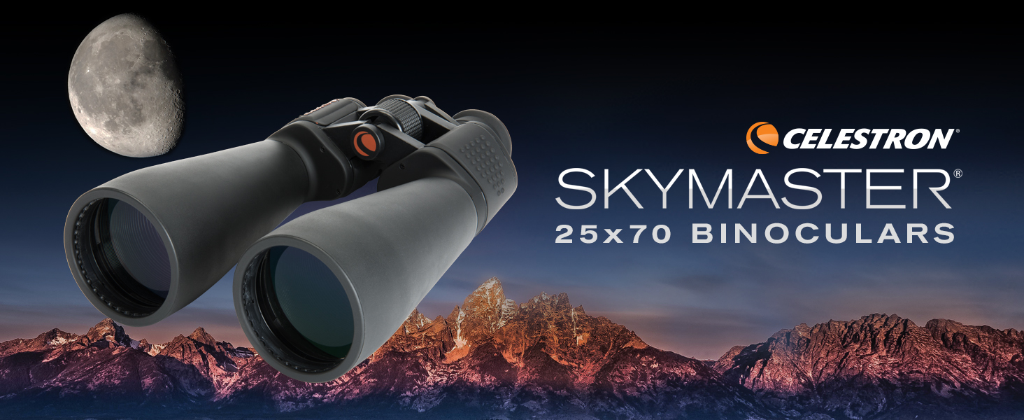 SkyMaster 25x70mm