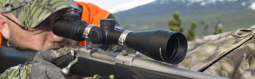 Trijicon Accupower 4-16x50 Riflescope, hunting scope
