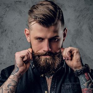 beard straightener for men
