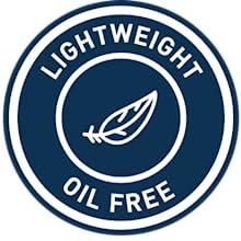 non-comedogenic lightweight
