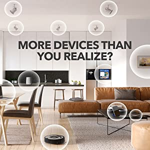 smart connect up to 40 devices