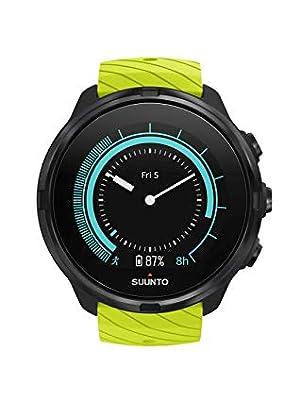 Suunto 9 Reloj con GPS para Multideporte, Unisex, Verde, Talla ...
