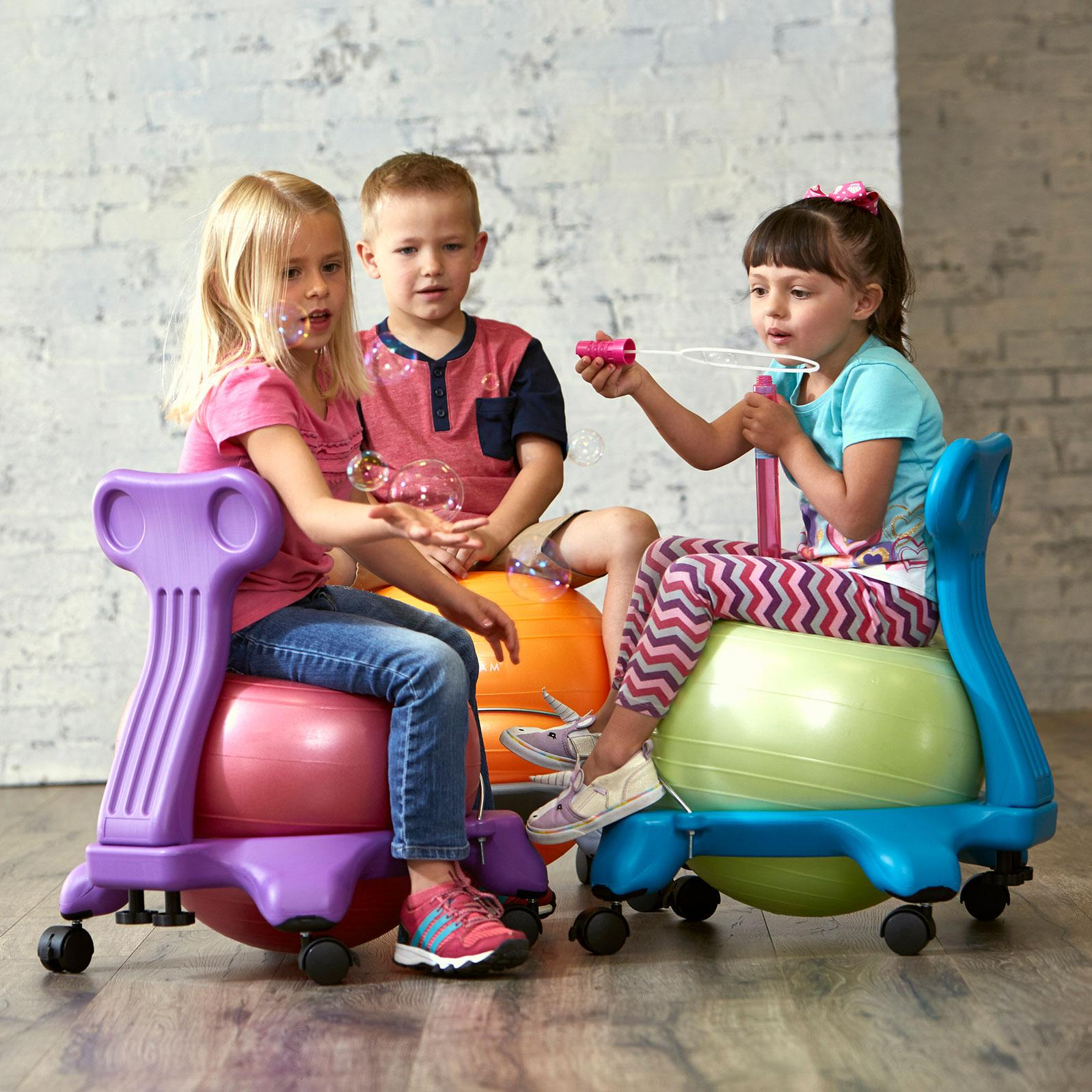 Gaiam Kids Balance Ball Chair