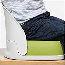 Amazon Com Oxo Tot Perch Foldable Booster Seat For Big