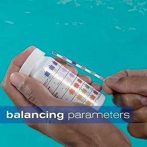 balancing pool water