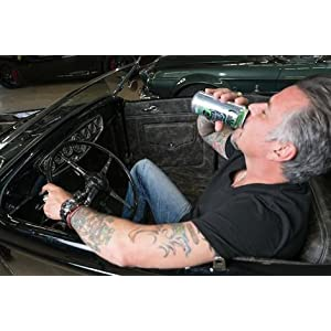Gas Monkey Pairs perfectly with fast cars