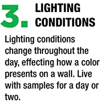 Tip - Lighting Conditions