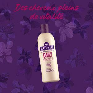 Aussie Daily Clean Miracle Apres Shampoing Pour Cheveux Normaux A