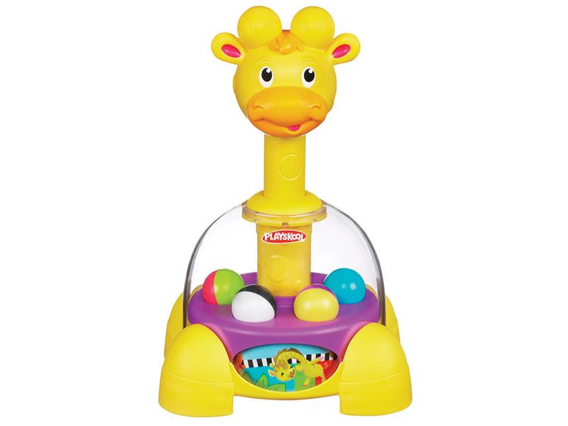 Playskool Giraffalaf Tumble Top