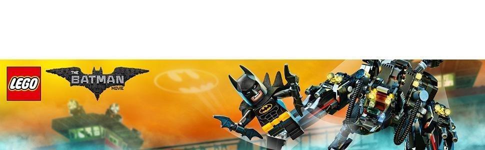LEGO The Batman Movie - Batwing, Juguete de Construcción que Incluye Nave del Superhéroe (70916)