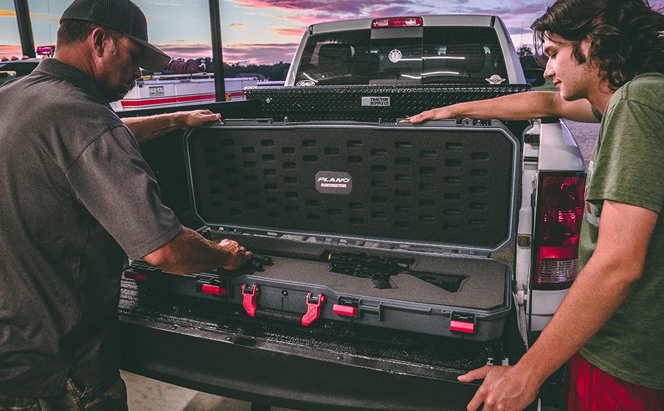 Pelican,SKB, Plano 42 inch AR case, waterproof ar case, waterproof dust proof gun case, Rustrictor