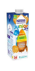 ... nestle, junior, galleta, infantil, leche