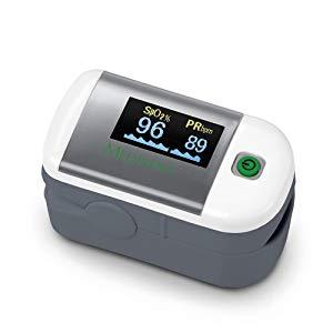 Medisana PM 100 pulse oximeter