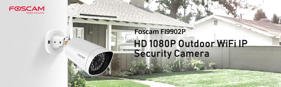 Foscam FI9902P Listing Banner