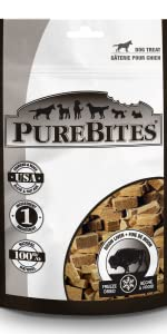 bison; purebites; dog; treats