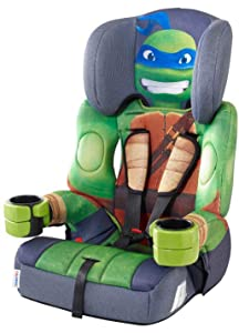 Fun Stylish And Safe The Kids Embrace Teenage Mutant Ninja Turtle Car Seat