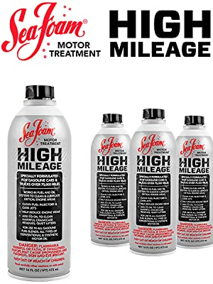 Sea Foam HIGH MILEAGE Motor Treatment