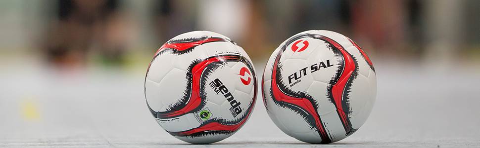 Amazon.com: Senda Vitoria DuoTech Match Futsal Soccer Ball ...