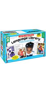 Key Education: Language Library Photo Cards