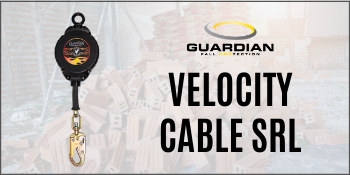 Guardian Fall Protection 42001 Velocity Cable SRL 20