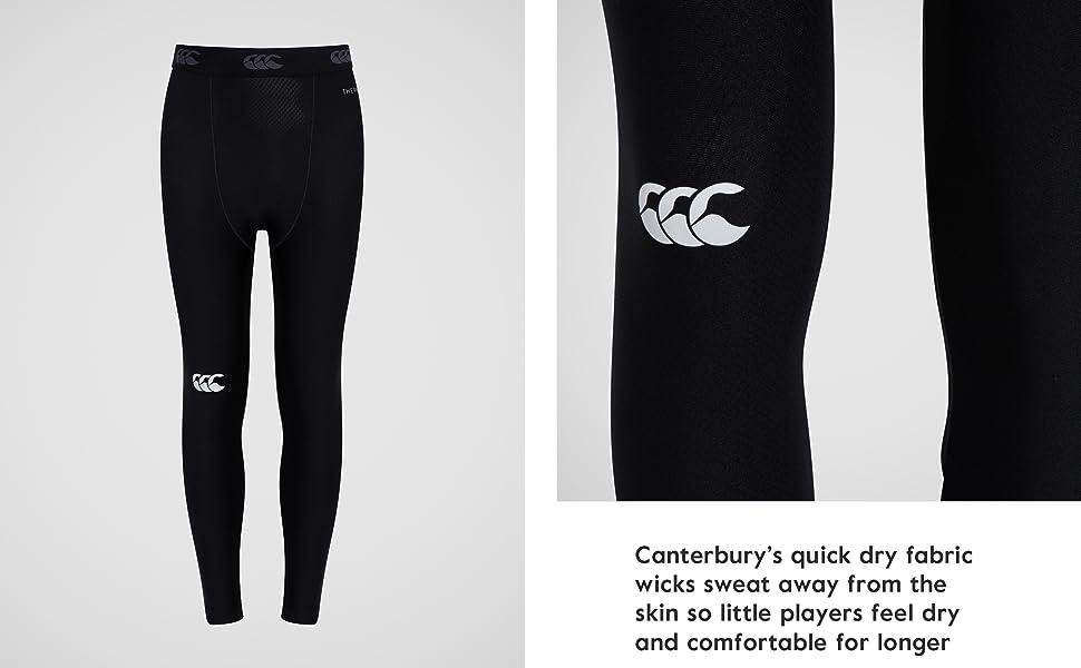 Canterbury Thermoreg Legging Navy Junior Kids