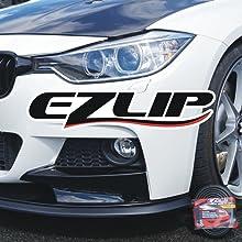 EZ-LIP PRO SEKER-TUNING Spoiler Spoilerlippe Lippe Frontspoiler AMG MERCEDES CLA