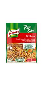 Knorr Rice Sides Beef, 5.5 oz.