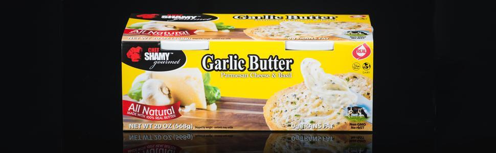 garlic butter best butter chef shamy