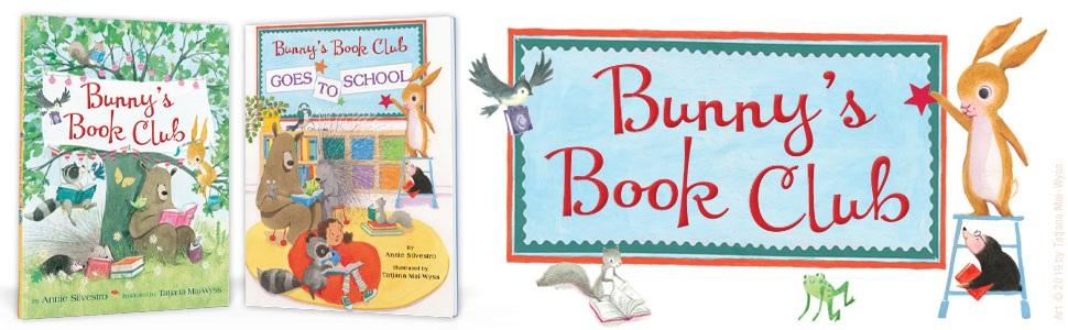bunny's book club, back to school
