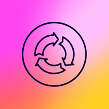 Recycle/Sustainability icon