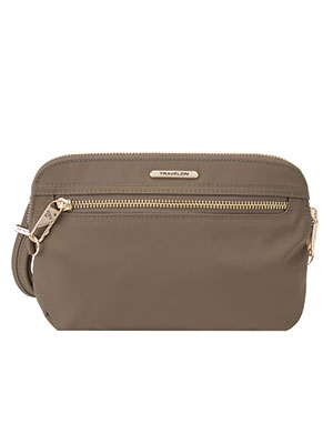 Tailored Convertible Crossbody Clutch from Travelon® #43202