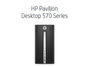 compare Pavilion desktops PCs
