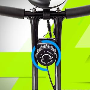 Fitness Magnetic Exercise Bike