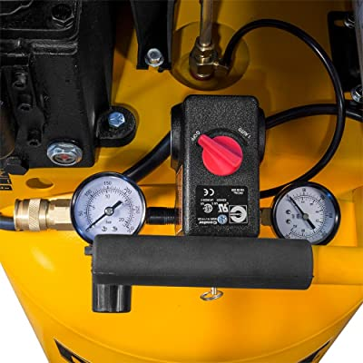 DeWalt DXCMLA1983054 is one of the best 30 gallon air compressor on the market