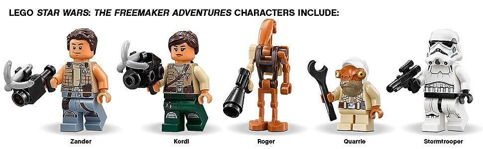 Amazon Com Lego Star Wars The Arrowhead 75186 Building