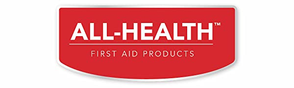 ALL HEALTH LOGO ISOLATED