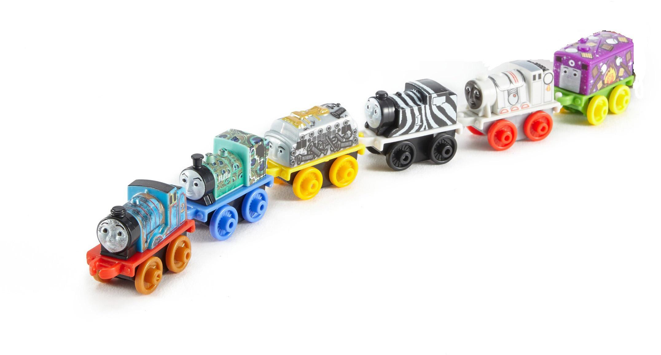 Minis Train Engine Loose Victor Free Shipping Thomas /& Friends NEW