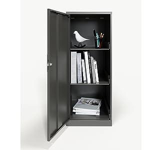 small storage cabinet; garage storage cabinet; office storage cabinet