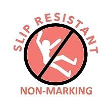 SLIP RESISTANT NON MARKING OUTSOLE
