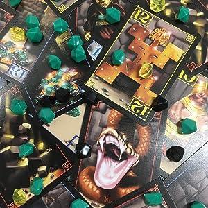 インカの黄金新版カード