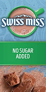 Swiss Miss sugar free hot chocolate