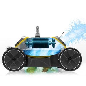 Amazon Com Aquabot Ajet122 Pool Rover S2 50 Robotic Pool