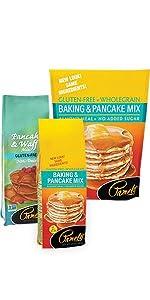 Baking amp; Pancake Mixes