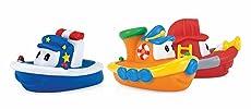 barquito, barco, agua, juguete, baño, diversion